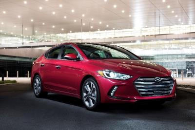 The 2018 Elantra Earns Highest Safety Rating By IIHS