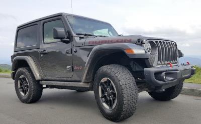 Driving Impressions: 2018 Jeep Wrangler Rubicon 4X4