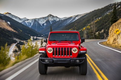 All-New 2018 Jeep® Wrangler: The Most Capable SUV Ever
