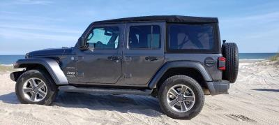 Driving Impressions : 2018 Jeep Wrangler Unlimited Sahara 4x4