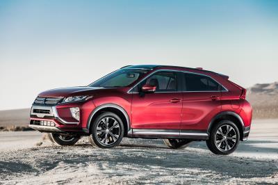 Mitsubishi Motors Reports March 2018 Sales Up 21.7 Percent