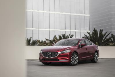 2018 Mazda6: Premium Performance And Design Heighten Appeal