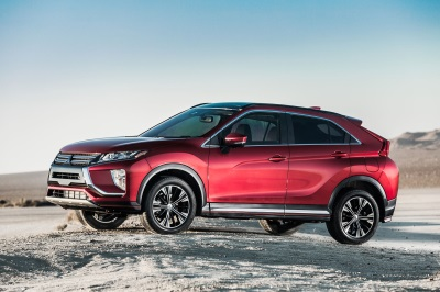 All-New 2018 Eclipse Cross Offers Stimulating Design, Confidence-Inspiring Driving And Technology