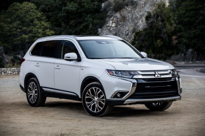2018 Mitsubishi Outlander Named Insurance Institute For Highway Safety Award Winner
