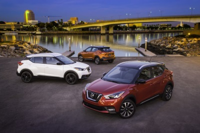 2018 Nissan Kicks Compact Utility Vehicle Makes North American Debut At The Los Angeles Auto Show