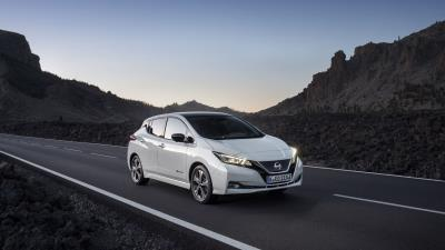 Nissan Leaf Tops Electric Car Sales In Europe