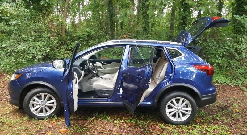 2018 Hyundai Accent Spec >> Driving Impressions: 2018.5 Nissan Rogue Sport FWD