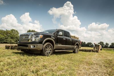 Nissan Announces Pricing On 2018 Titan And Titan Xd, New Midnight Edition Available On Both With $1,250 Package Price