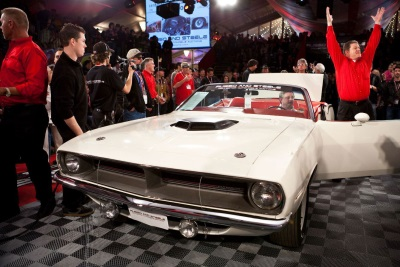 Local, World Renowned Collector Car Auction Company Announces Dates, Fresh Layout