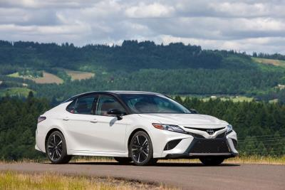 All-New 2019 Toyota Avalon, 2019 Corolla Hatchback, 2018 Camry Take Top Honors At TAWA's 2018 Texas Auto Roundup