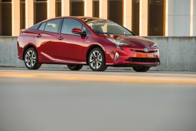 2018 Toyota Prius Remains A Hybrid Benchmark
