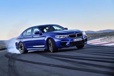 The All-New BMW M5 Wins 2018 World Performance Car