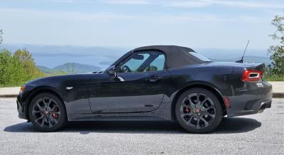 Driving Impressions: 2018 Fiat Spider Abarth