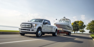 King Of Work: 2018 Ford Super Duty Is America's Most Powerful, Most Capable Heavy-Duty Pickup Truck Ever