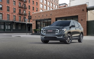 2018 GMC Terrain Starts At $25,970