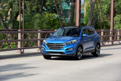 Hyundai Adds Exclusive Engine To Tucson Sport Trim For The 2018 Model Year