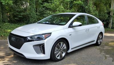 Driving Impressions: 2018 Hyundai Ioniq Hybrid