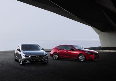 2018 Mazda3 Gains More Standard Equipment In All Trim Levels
