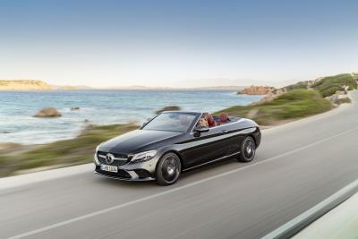 The New C-Class Coupé And Cabriolet - The Two-Door C-Class Models Are Now Even Sportier