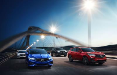 2019 Acura ILX Arrives With Dynamic New Styling, Major Technology Upgrades And New A-Spec Treatment