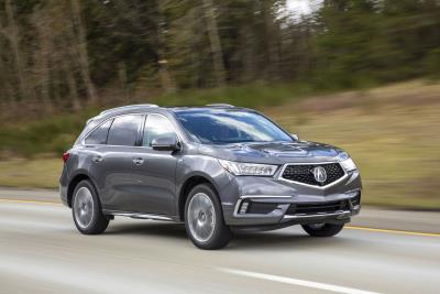 Electrified And Enhanced: 2019 Acura MDX Sport Hybrid Hits Showrooms