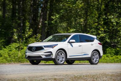 First In A Generation: All-New 2019 Acura RDX Arrives In Showrooms June 1