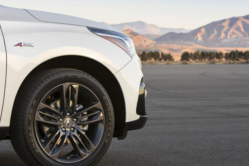 Turbocharged, Tech-Forward And Torque Vectoring: All-New 2019 Acura RDX To Debut In New York