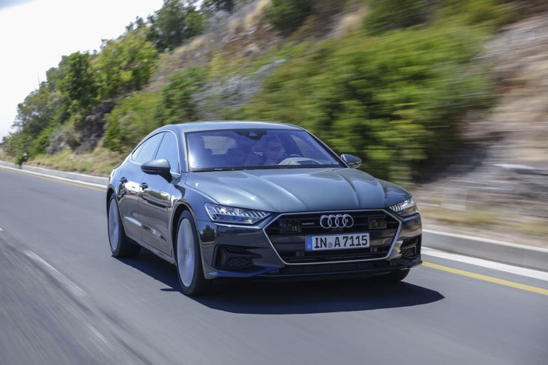 Audi Of America Announces Pricing For The AllNew Audi A - Audi of america