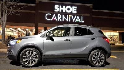 Driving Impressions : 2019 Buick Encore Essence AWD