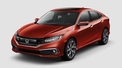 2019 Honda Civic Sedan And Coupe Gain Sport Trim, Standard Honda Sensing®, Exterior And Interior Styling Updates