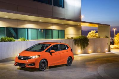 2019 Honda Fit Earns 2018 U.S. News And World Report 'Best Car For Teens Under $20,000' Award