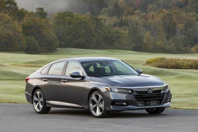 2019 Honda Odyssey, Accord And CR-V Named 'Best Family Cars Of 2019' By Edmunds.Com