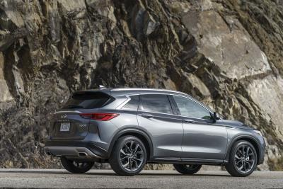 All-New 2019 Infiniti QX50 Named 'Car Of The Show' At Twin Cities Auto Show