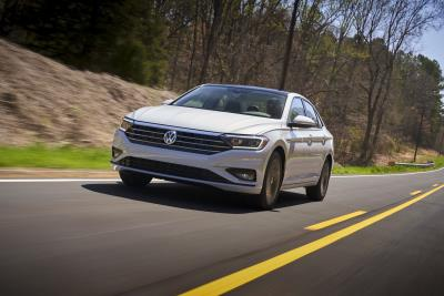 2019 Jetta Named To Wards 10 Best UX List
