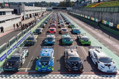 Lamborghini Super Trofeo: 2019 Calendars And News