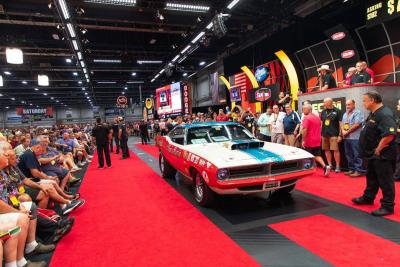 $31 Million At Mecum Harrisburg 2019 Marks 30% One-Year Growth In Overall Sales