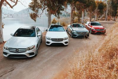 The 2019 Mercedes-Benz E-Class Family