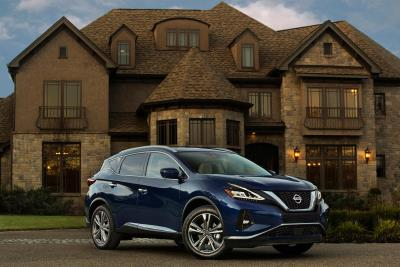 Nissan Announces U.S. Pricing For New, Refreshed 2019 Murano