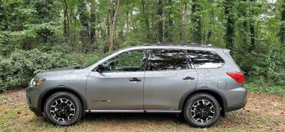 Driving Impressions : 2019 Nissan Pathfinder SV 4WD Rock Creek Edition