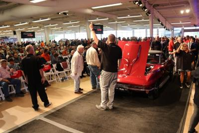 Cars At Carlisle >> Carlisle Auctions Moves Over 5 Million In Classic And Collector