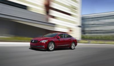 Sport Touring Model Joins 2019 Buick Lacrosse Lineup