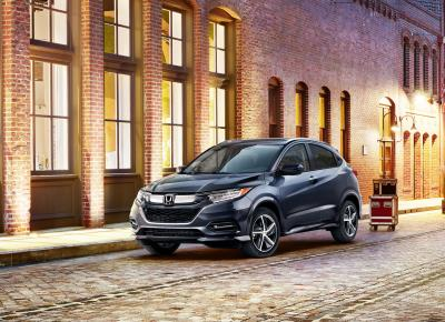 2019 Honda HR-V Gets New Look, New Trims, Apple Carplay™ And Android Auto™ Integration And Available Honda Sensing