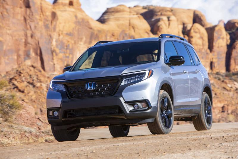 2019 Honda Passport Earns An Autotrader Best New Car For 20
