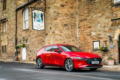 All-New 2019 Mazda3 Achieves 5 Star Euro NCAP Rating