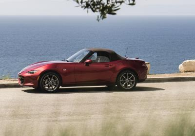 Enhanced Engine, New Brown Soft Top For 2019 MX-5 Miata