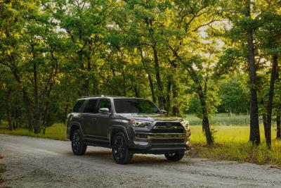 2019 Toyota 4Runner Strengthens Legacy In 35Th Year
