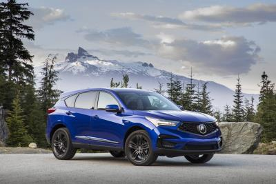 2020 Acura RDX: America's Retail Best-Selling Compact Luxury SUV Earns Highest Possible Safety Award From IIHS