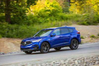 2020 Acura RDX Hits Dealerships
