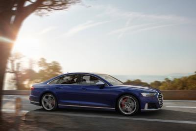 High-Performance Audi S8 To Debut At Los Angeles Auto Show, 2020 A8 Model Line Expanded