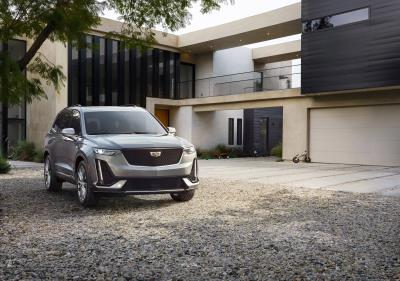 2020 Cadillac XT6 Premium Luxury Priced From $53,690